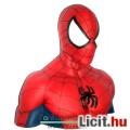 Eladó 18cm-es Marvel Pókember / Spider-Man mellszobor figura persely funkcióval - Új Marvel Szuperhős pers
