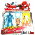 Eladó Pókember figura - 10cm-es Elektro/ Electro figura áttetsző elektromos testtel