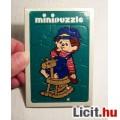 Eladó Retro Monchhichi Minipuzzle (Trafikárú) Bontatlan kb.1984 (3képpel :)