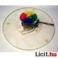 Eladó Asztali Lámpa Alkatrészek (42TYZ-12 Szinkronmotorral) 5kép (NoTeszt)