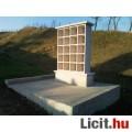 urnafal kolumbárium rekesz fakk kegyhely temető