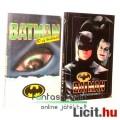 Eladó Használt könyv - 2db Batman 1989 Denevérember és 10 új történet - régi regény