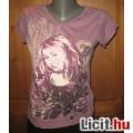 Eladó Hanna Montana lányka póló,méret:158/164