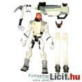 Eladó GI Joe figura Sigma Six 18cm-es Snowjob figura felszereléssel és sok ponton mozgatható végtagokkal,