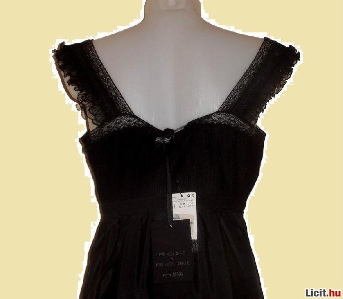 0bd3fe7bcb Licit.hu új, címkés Mango Penelope & M. Cruz maxi ruha fekete Az ...