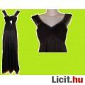 új, címkés Mango Penelope & M. Cruz maxi ruha fekete