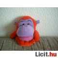 Vicces gorilla majom piros kesztyűbáb játék