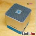 Blaupunkt BT02WH Bluetooth hangszóró FM radióval és MP3 lejátszóval fe