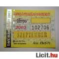 BKV Havibérlet (T.,Ny.) 2003 Szeptember (Gyűjteménybe) (2képpel :)