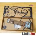 Eladó Disney Mickey Maus karóra, működőképes állapotban, használatra, vagy g