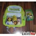 Eladó Shrek ergonomikus hátizsák iskolatáska tolltartó és órarend csomag