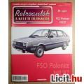 Eladó Retroautók 84.szám FSO Polonez MR'87 (Autó nélkül) 4kép:) DeAgostini