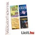 Válogatott könyvek: ÖSSZETÖRT SZÍVEK SZÁLLODÁJA / A KÉTPERCES SZABÁLY