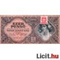 Eladó 1.000 Pengő  1945