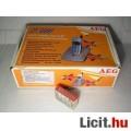 AEG D5000 (kb.1997) Üres Doboz Gyűjteménybe (8db kép:) Made in Germany