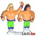Eladó Retro Pankrátor figura - Rockers Tag Team 2 db figura - Vintage WWF Wrestling
