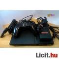 Eladó Playstation2 Slim játékkonzol, tartozékokkal, nem chipelt eredeti álla