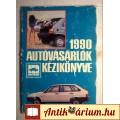 Eladó Merkur Autóvásárlók Kézikönyve 1990 (7kép+tartalom)
