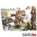 443 elemes Halo Mega Bloks - Mantis építhető mecha robot + Spartan pilóta minifigura készlet dokkoló