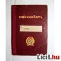 Munkakönyv + TB Igazolvány (1951) Gyűjteménybe (7képpel :)