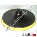 Csiszoló gumitányér 180mm flexre vagy polírgépre