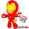 Eladó Marvel Bosszúállók 16-19cm plüss - Vasemberke / Vasember plüss játék figura - Új Iron Man Avengers c