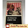 Eladó A Kastély Titka (John Dickson Carr) 1979 (5kép+Tartalom :) Krimi