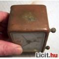 Veglia Ébresztő Óra (Italy) kb.1935 Alkatrésznek működik (6képpel)