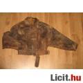 Eladó dögös motoros  fazonú női együttes kabát+szoknya,méret:38640