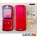 Eladó Motorola E398 komplett ház, Piros szín, Retro