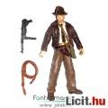 Eladó Indiana Jones - 10cmes Indana Jones figura géppisztollyal - Utolsó kereszteslovag - csom. nélkül