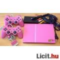 Eladó Playstation2 Slim Limited Edition, lányoknak, PINK