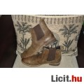 34.900.- h.Eredeti,új S.Oliver bőr cipő, kényelmes + divatos