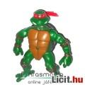 Eladó Tini Ninja játék figura - Anime Raffaello Nindzsa Teknőc / Teknős figura mozgatható végtagokkal, öv