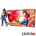 Eladó 16cm-es Dragon Ball Z figura - SSJ4 Vegeta / Vegita mozgatható figura építő modell szett - Bandai Fi