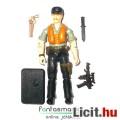 Eladó GI Joe figura - Cutter V4 parti őrségi katona figura / Night Landing Craft driver felszereléssel és