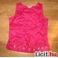 Eladó gyönyörű pink gyöngyös,flitteres női felső,méret:S(új)