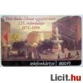 Eladó Telefonkártya 1999 Pest-Buda-Óbuda (2képpel :)