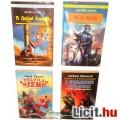 Eladó Használt könyv - 5db Jeffrey Stone Hajnal Lovagja, Éj Kardja, Túlviálg Szeme, Szerencse Zsoldosai -