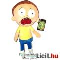 Eladó 40cmes Rick and Morty plüss figura - Morty / Morti kiáltó arccal - Új, címkés plüss baba