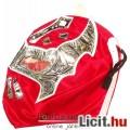 Eladó Pankrátor maszk - Sin Cara piros - foltos középső elemmel - felvehető mexikói Lucha Libre Pankráció