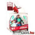 Eladó Big Hero 6 / Hős6os figura - Wasabi No Ginger 10cm-es játék figura mozgatható végtagokkal - Disney