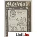 Eladó Móricka 1997/11 (48.szám) HIBÁS Vicclap Humor Karikatúra