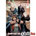 Eladó új Star Wars képregény - Darth Vader 2. szám Árnyak és Titkok - Új állapotú 136 oldalas keményfedele