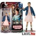 Eladó 16-18cmes Stranger Things figura - Eleven / 11 kislány mozgatható figura ráadható parókával és kiegé