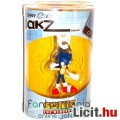 4cm-es Sega Sonic figura - Sonic játék figura tumbs up pózban - Sonic the Hedgehog Tomy Gacha Jakz t