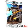 Terminator figura - építőjáték - T-1 Hunter Killer Tank + T-800 minifigura