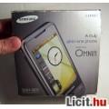 Samsung i900 Omnia (2008) Üres Doboz Gyűjteménybe (9képpel)