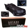 Eladó 61cmes Batman Batmobile óriás modell autó 16-18cm-es The Animated Series figurákhoz külső-belső fény