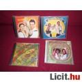 Eladó 4db műsoros CD lemez